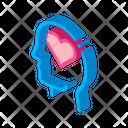 Heart Love Mind Icon