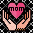 Love Mom Icon
