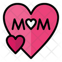 Love Mom Icon