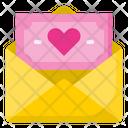 Love Money Mail Money Icon