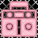 Radio Love Romance Icon