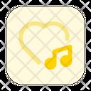 Love Music Love Songs Love Icon