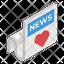 Love News Icon