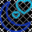 Love Night Icon
