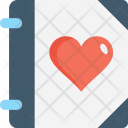 Love Notebook Icon