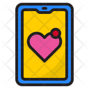 Love Notification Icon