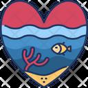 Love Ocean Love Ocean Icon