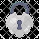 Love Padlock Love Lock Love Protection Icon