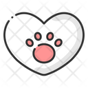 Love pet Icon