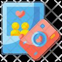 Love Photo Photograph Camera Icon