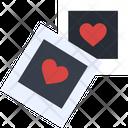Love Photo Love Heart Icon