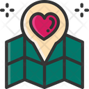 M Placeholder Love Place Valentine Place Icon