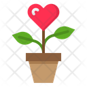 Love Plant Icon