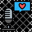 Love Podcast Icon