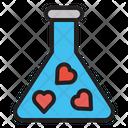 Love Potion Potion Potion Bottle Icon