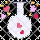 Flask Love Potion Potion Icon