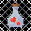 Magic Potion Love Potion Love Flask Icon