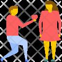 Love Proposal Icon
