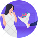 Love Proposal Icon