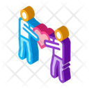 Human Share Heart Icon