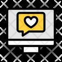 Love Rating Love Survey Icon