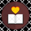 Love Reading Icon