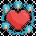 Love Relation Icon