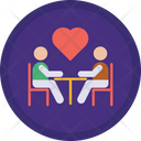 Love Relationship Heart Couple Icon