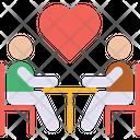 Love Relationship Icon