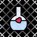 Love Research Icon