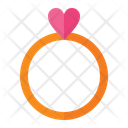 Love Ring Icon