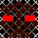 Love Scale Icon