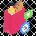 Favourite Shopping Shopping Bag Love Shopping Icon