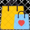 Love Shopping Favorite Shopping Buying Icon