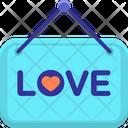 Love Sign Icon