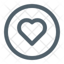 Love Sign Love Heart Icon