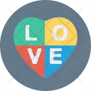 Love Sign Heart Icon