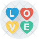 Love Sign Icon