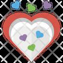 Love Sign Adore Heart Icon