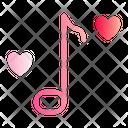 Love Song Love Romance Icon