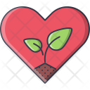 Love sprout Icon
