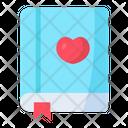 Love Romantic Story Icon