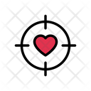 Heart Love Dating Icon