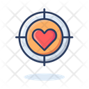 Love Target Icon