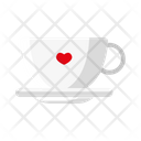 Love Tea Icon