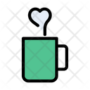 Love Tea Drink Icon