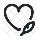 Love Text Icon