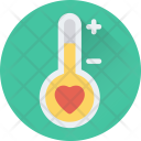 Love Thermometer Icon