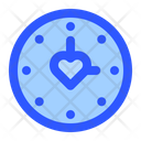 Love Time Time Love Icon