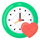 Dating Time Love Time Love Event Icon